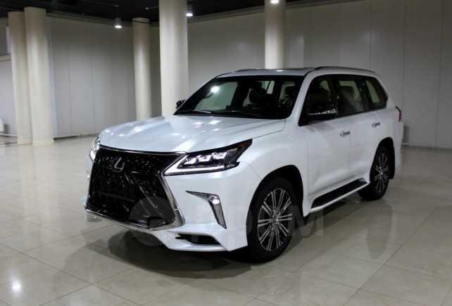 Lexus LX570, 2018 год, 6 900 000 руб.