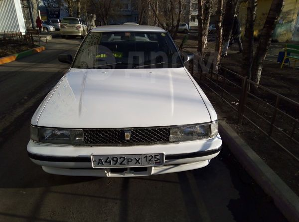 Toyota Chaser, 1990 год, 145 000 руб.
