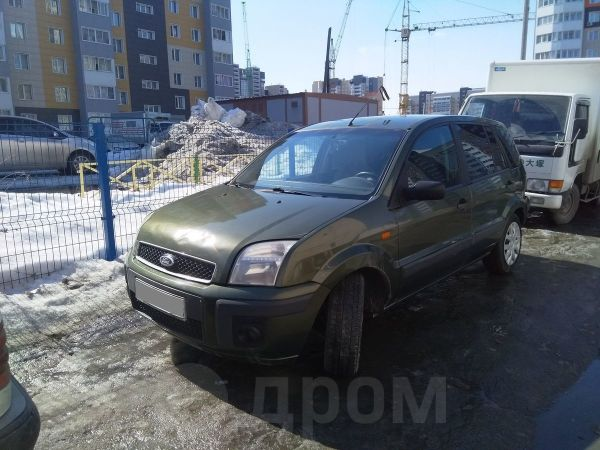 Ford Fusion, 2007 год, 165 000 руб.