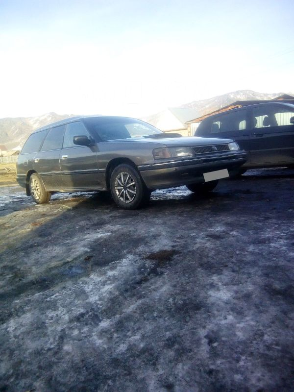 Subaru Legacy, 1989 год, 55 000 руб.