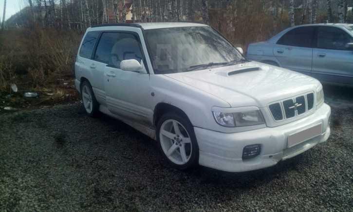 Subaru Forester, 2001 год, 399 000 руб.