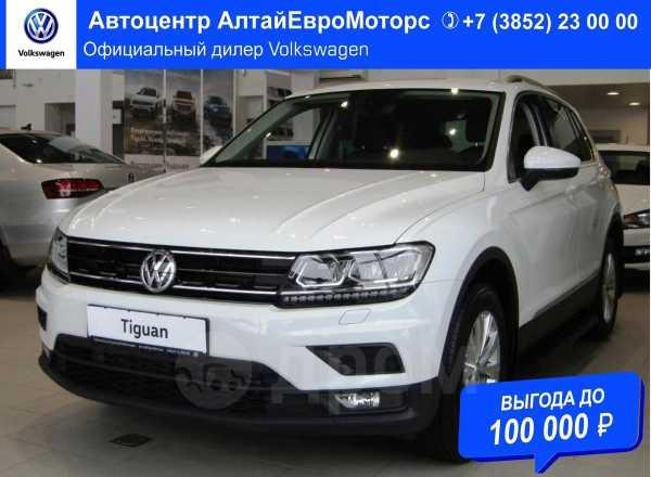 Volkswagen Tiguan, 2018 год, 2 195 500 руб.