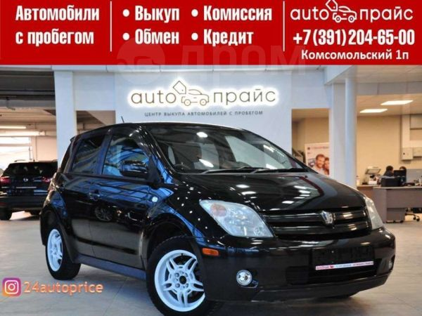 Toyota ist, 2002 год, 335 000 руб.