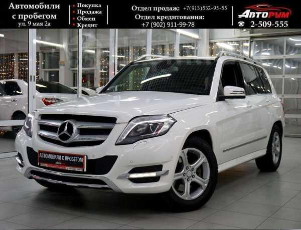 Mercedes-Benz GLK-Class, 2015 год, 1 597 000 руб.