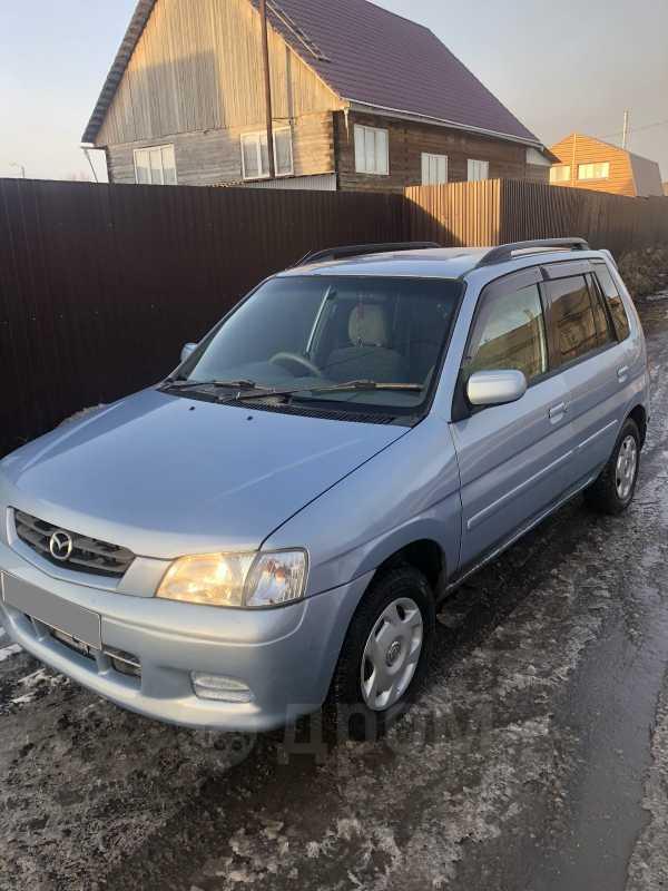 Mazda Demio, 2000 год, 162 000 руб.