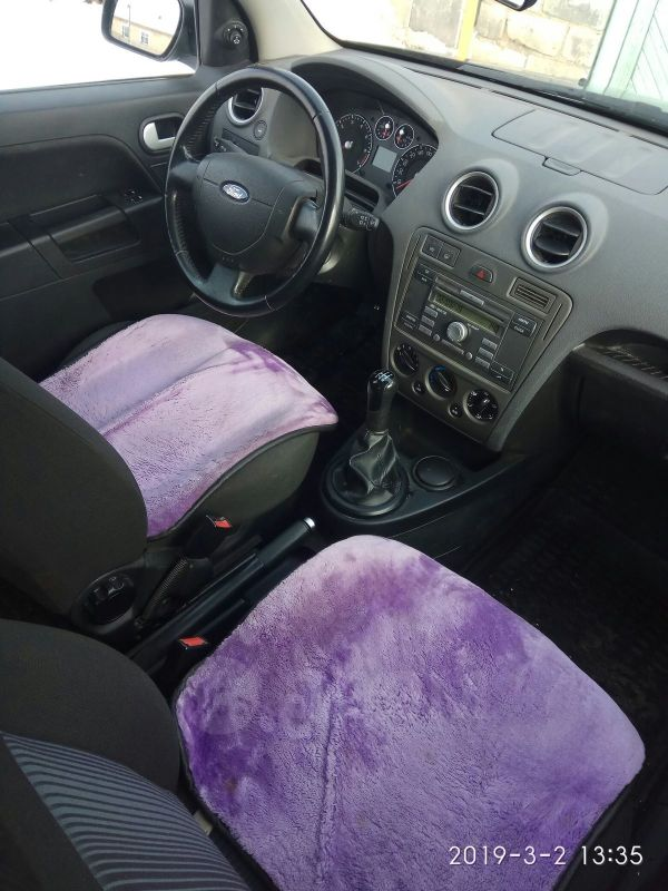 Ford Fusion, 2008 год, 285 000 руб.