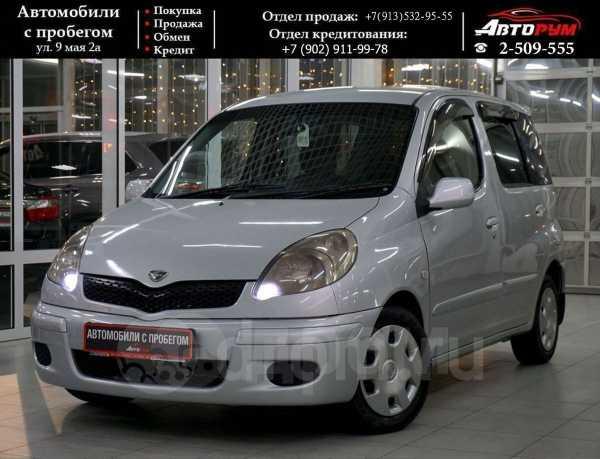 Toyota Funcargo, 2003 год, 337 000 руб.