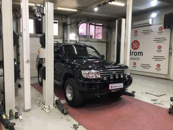 Toyota Land Cruiser, 2003 год, 1 600 000 руб.