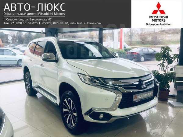 Mitsubishi Pajero Sport, 2018 год, 3 078 000 руб.