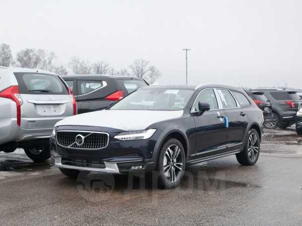 Volvo V90, 2019 год, 4 311 400 руб.