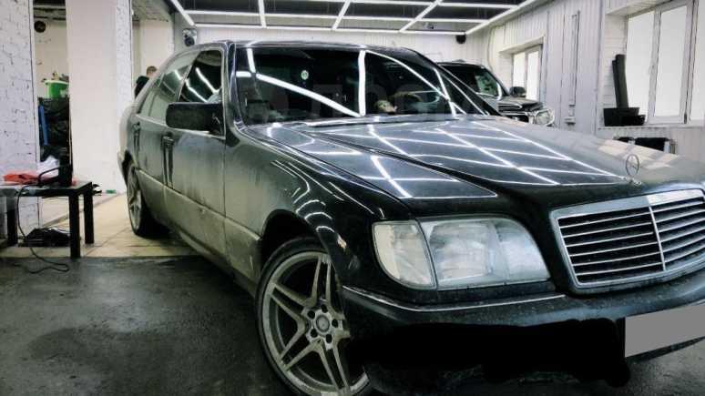 Mercedes-Benz S-Class, 1997 год, 1 000 000 руб.