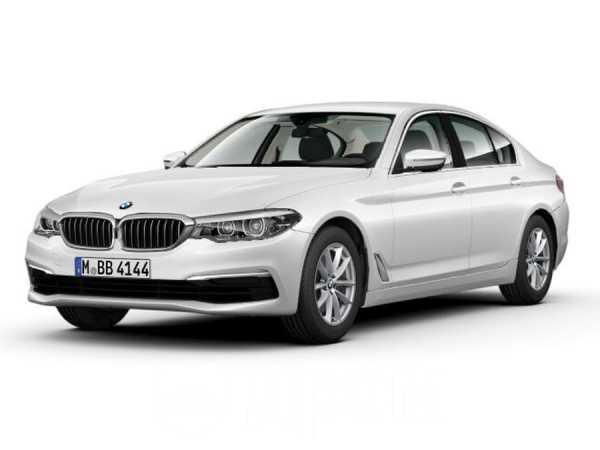 BMW 5-Series, 2019 год, 3 139 585 руб.