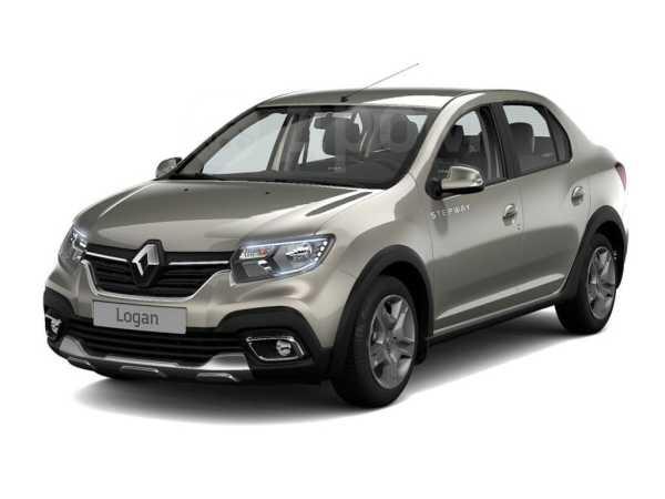 Renault Logan Stepway, 2018 год, 836 350 руб.