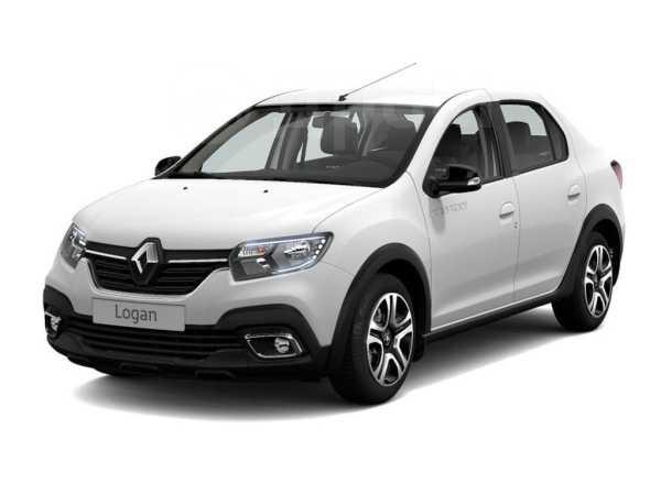 Renault Logan Stepway, 2018 год, 856 640 руб.