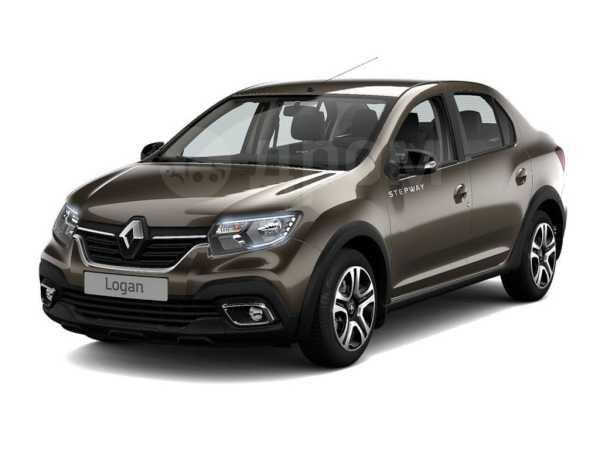 Renault Logan Stepway, 2018 год, 907 750 руб.