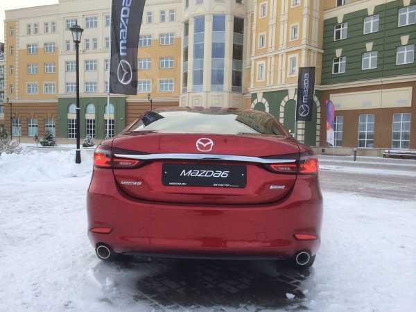 Mazda Mazda6, 2019 год, 2 204 000 руб.