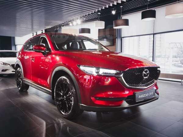 Mazda CX-5, 2019 год, 2 444 479 руб.