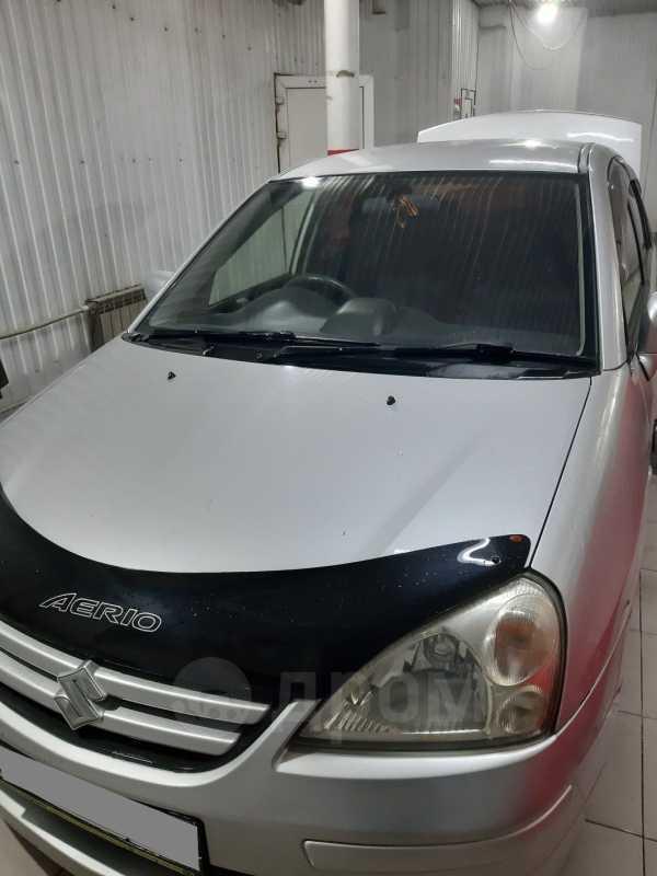 Suzuki Aerio, 2004 год, 220 000 руб.