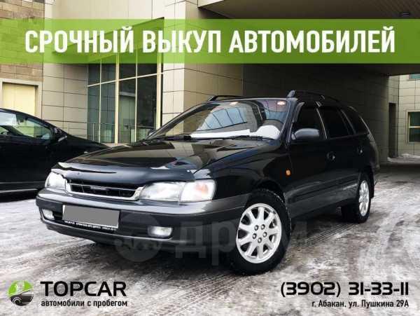 Toyota Caldina, 1995 год, 215 000 руб.
