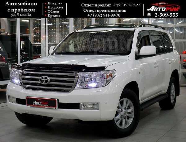 Toyota Land Cruiser, 2011 год, 2 057 000 руб.