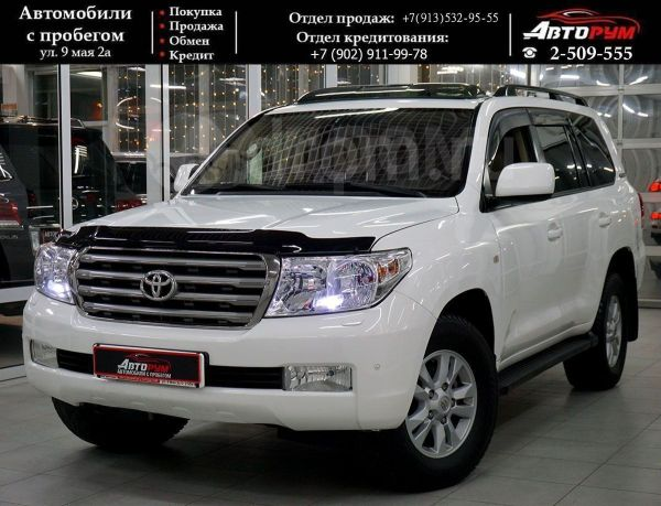 Toyota Land Cruiser, 2011 год, 2 057 000 руб.