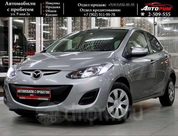 Mazda Demio, 2014 год, 515 000 руб.