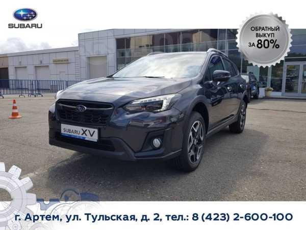 Subaru XV, 2018 год, 2 096 806 руб.