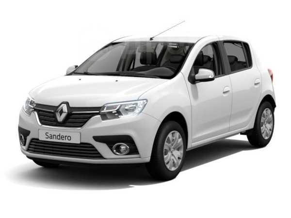 Renault Sandero, 2019 год, 836 580 руб.