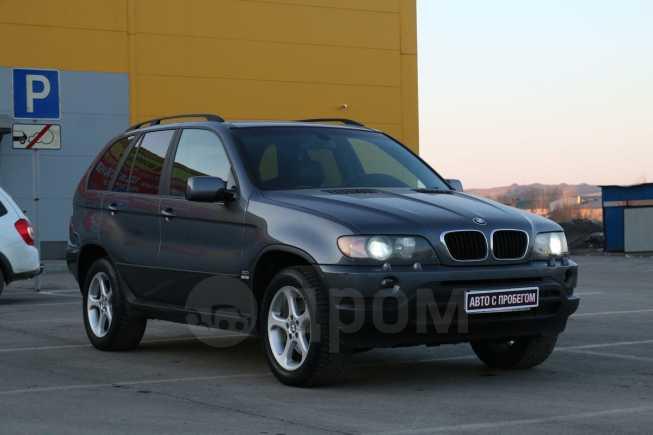 BMW X5, 2002 год, 478 000 руб.