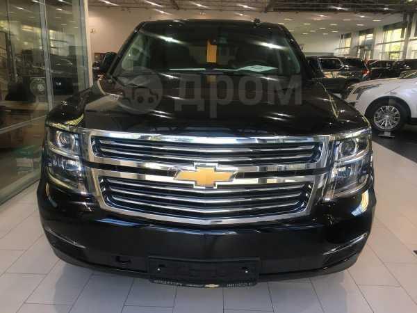 Chevrolet Tahoe, 2018 год, 5 015 000 руб.