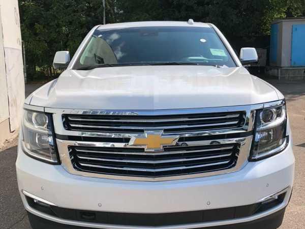 Chevrolet Tahoe, 2018 год, 5 040 000 руб.