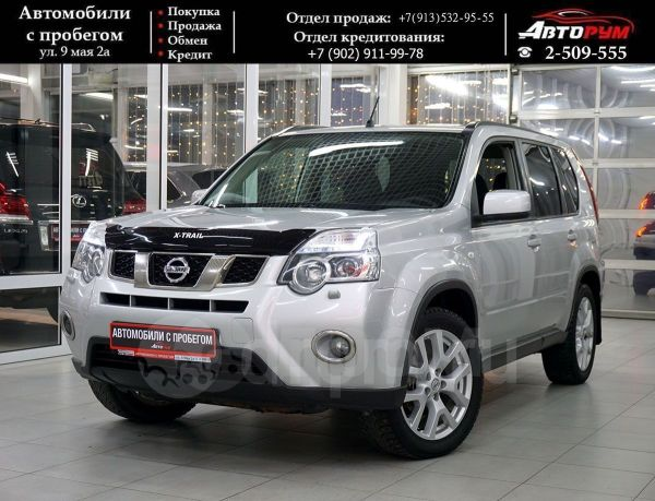 Nissan X-Trail, 2012 год, 887 000 руб.