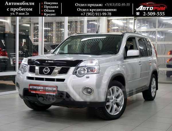 Nissan X-Trail, 2012 год, 887 000 руб.
