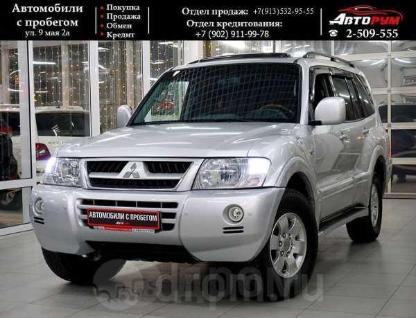 Mitsubishi Montero, 2003 год, 637 000 руб.