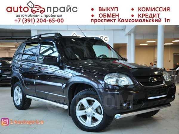 Chevrolet Niva, 2016 год, 565 000 руб.