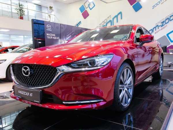Mazda Mazda6, 2019 год, 1 737 000 руб.