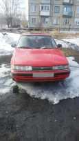 Mazda 626, 1988 год, 40 000 руб.