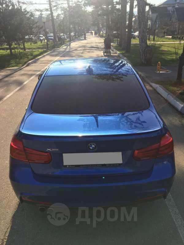 BMW 3-Series, 2017 год, 1 650 000 руб.