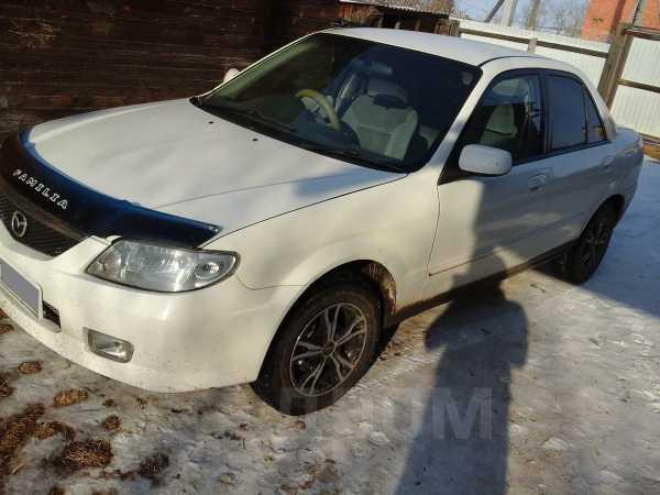 Mazda Familia, 1999 год, 150 000 руб.