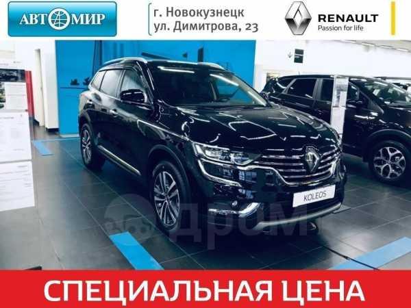 Renault Koleos, 2018 год, 1 982 586 руб.