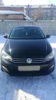 Volkswagen Polo, 2017 год, 645 000 руб.