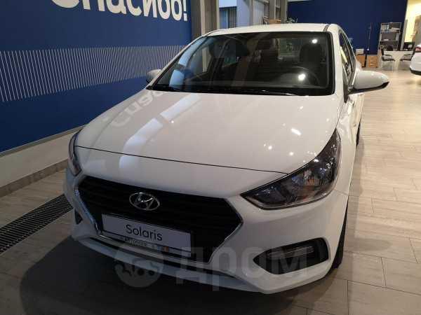 Hyundai Solaris, 2018 год, 828 000 руб.