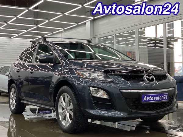 Mazda CX-7, 2011 год, 649 999 руб.