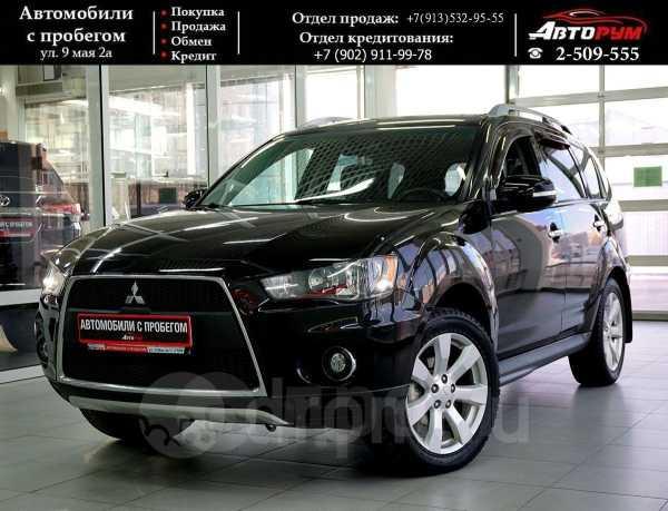 Mitsubishi Outlander, 2010 год, 817 000 руб.