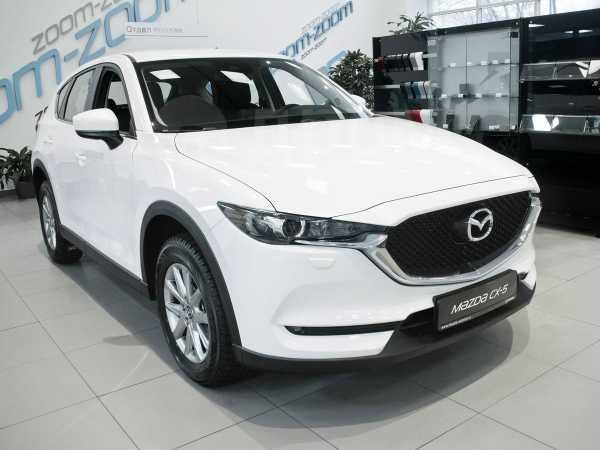 Mazda CX-5, 2019 год, 2 089 000 руб.