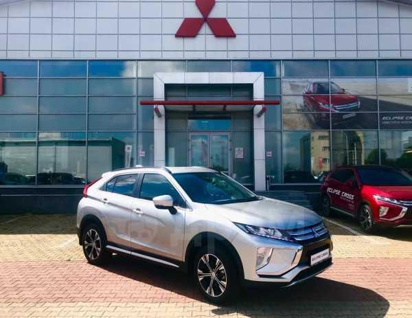 Mitsubishi Eclipse Cross, 2018 год, 1 807 000 руб.