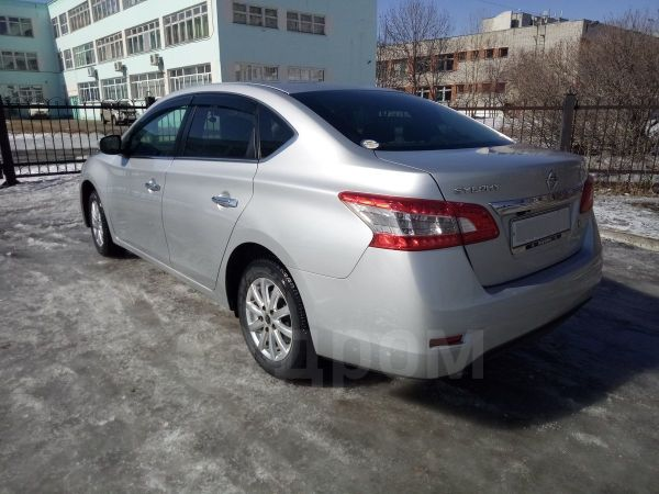 Nissan Sylphy, 2013 год, 740 000 руб.