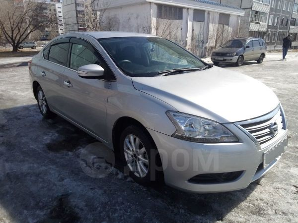 Nissan Sylphy, 2013 год, 750 000 руб.