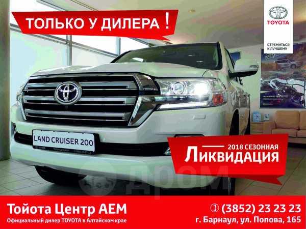 Toyota Land Cruiser, 2018 год, 5 067 000 руб.