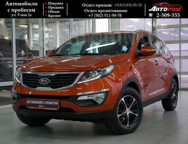 Kia Sportage, 2011 год, 907 000 руб.
